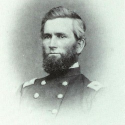 Daniel Chaplin of Bangor experienced combat with the 2nd Maine Infantry Regiment. Named a colonel in August 1862, he led the 18th Maine Infantry Regiment to Washington, D.C., where his men garrisoned perimeter forts guarding the nation's capital. After the regiment transformed into the 1st Maine Heavy Artillery Regiment, Chaplin led his men into combat in Virginia during spring and summer 1864.