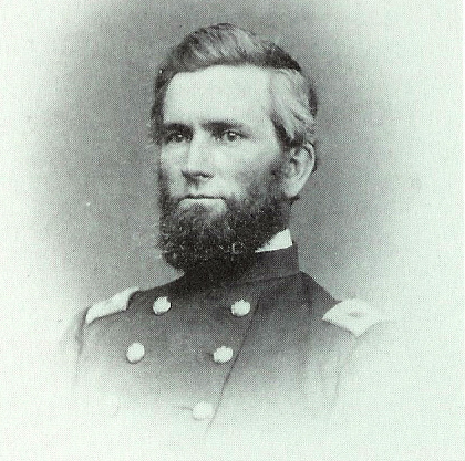 Hailing from Bangor, Col. Daniel Chaplin commanded the 1st Maine Heavy Artillery Regiment during its disastrous June 18, 1864 charge at Petersburg, Va.