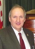 Rep. Larry Dunphy, R-Embden