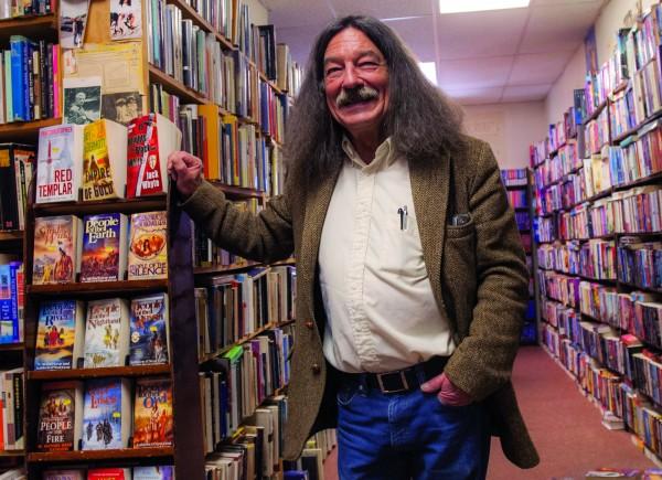 Eric Furry is the proprietor of Pro Libris, 10 Third St., Bangor.