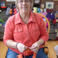 Knitting Circle at Patten Free Library Helps Community
