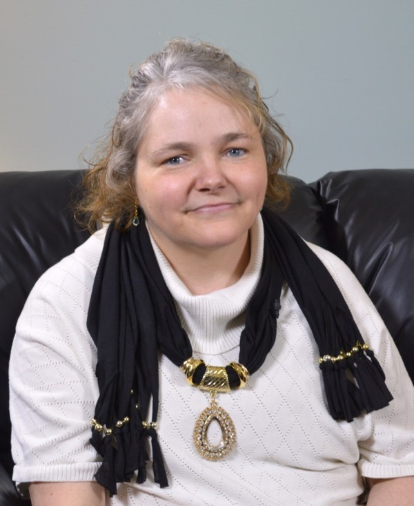 Louise Dionne of Fort Kent