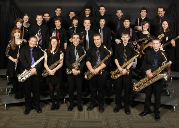 Hampden Academy Jazz Ensemble