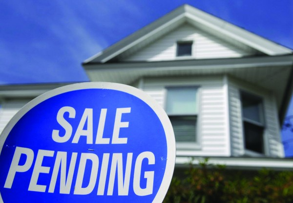 Statistics indicate that sales of homes in Maine have risen in the last year.