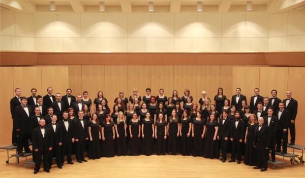 2014 University Singers