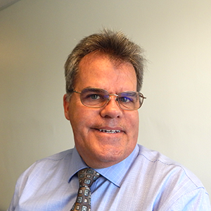 Tom Jurewitz, pharmacy director, Pen Bay Medical Center