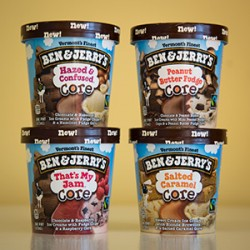 Ben & Jerry's names new flavor after Hannah Teter