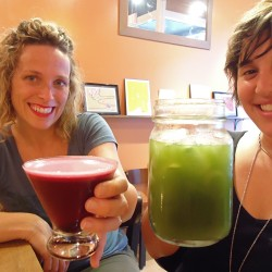 Drink to your health: Portland juice bar offers organic cocktails with a punch