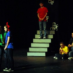 Ellsworth, Hermon, MDI, Fort Kent, Corinth among teams advancing to Class A, B state drama finals