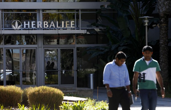 The Herbalife Ltd. corporate headquarters in Torrance, Calif., last January.