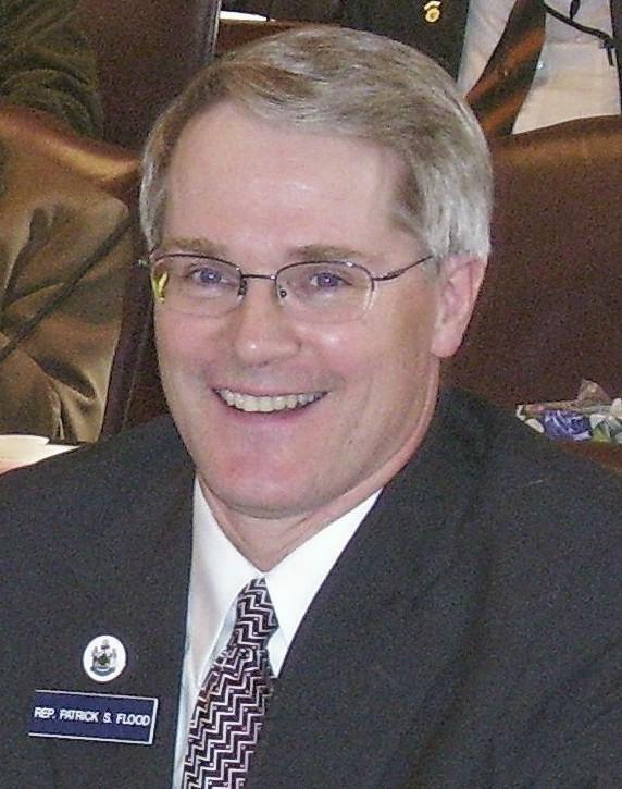 Rep. Patrick S. Flood, R-Winthrop