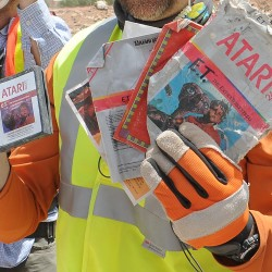 Dig planned in New Mexico to unearth millions of 1980s video game cartridges