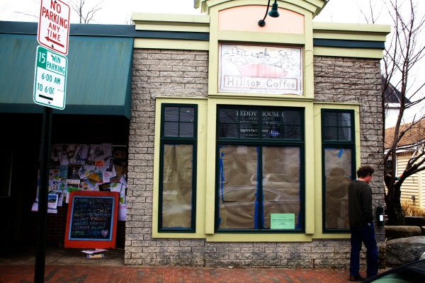 Lolita, a soon-to-open Munjoy Hill eatery, will occupy the former Hilltop Coffee Shop space on Congress Street in Portland.