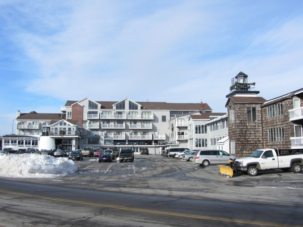 The Trade Winds Motor Inn in Rockland has been converting motel rooms into time share units but remains the city's largest motel.