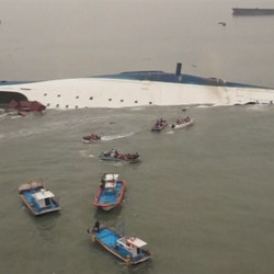 Family of South Korea ferry victims give DNA swabs to help identify dead