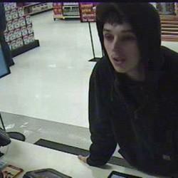 Ellsworth pharmacy robber eludes police