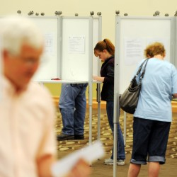 After complaints, Bangor may try to improve voter access