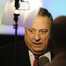 LePage fails to surprise on Medicaid expansion