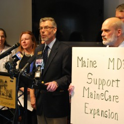 What a Medicaid expansion would have meant for Maine's poor adults