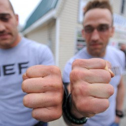 Team Irish brings veterans, newcomers to MMA fights in Lewiston