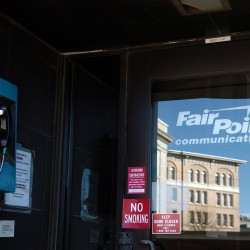Anticipating sale of company, union representing FairPoint workers blasts LePage veto of new standards for telecom mergers