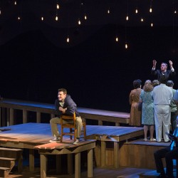Penobscot Theatre Company's 'Our Town' cast breathes depth, energy into play