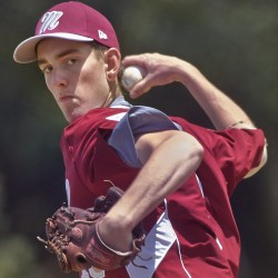Healthy Rouleau hopes to pitch in for Bangor High baseball team