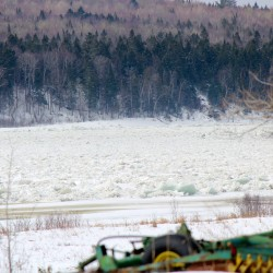 State remains under flood watch, ice jam reported in St. John River