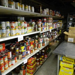Casual Fridays aid Ark shelter, mission food pantry