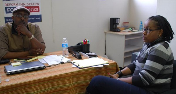 Burundians Alain Nahimana (left) and Sonia Irambona will be part of a meeting Thursday of landlords, city officials and immigrants to improve communications and understanding.