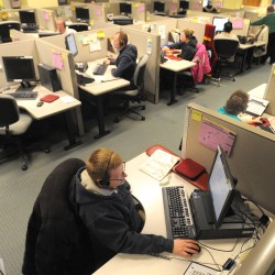 Call centers want to take the tax money and run, but we can stop them