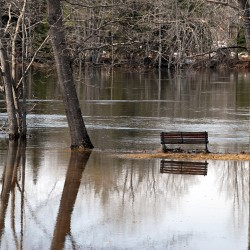 Warning issued after Mattawamkeag River rises above flood level