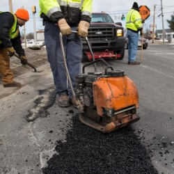 'Rough roads all over': Potholes proliferate with unusually harsh winter