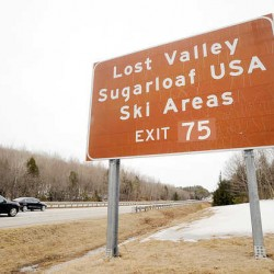 Deal struck to preserve some Maine highway signs, force purchase of others
