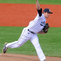 Thornton Academy pitcher Jeff Gelinas commits to UMaine