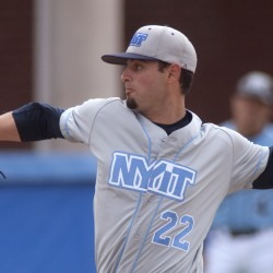 Lawrence, Coughlin fire shutouts as UMaine baseball sweeps NYIT