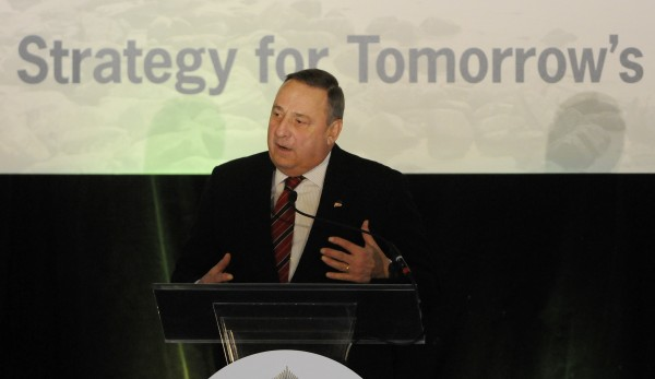 Governor Paul LePage