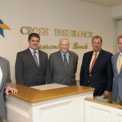 Continuing its growth strategy, Cross Insurance acquires Lewiston bond business