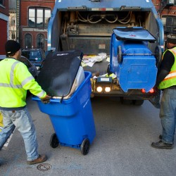 Waste group proposes curbside organic recycling in Portland