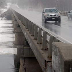 High winds, rain over weekend could lead to minor flooding in Maine
