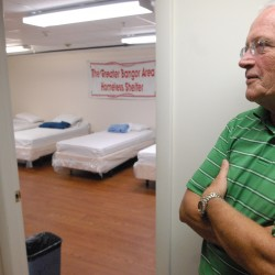 As need grows and funding shrinks, what is the Bangor homeless shelter's future?