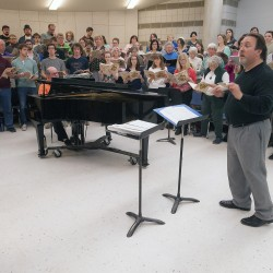 'It's always about the students': Longtime UMaine voice professors retiring after Sunday BSO concert