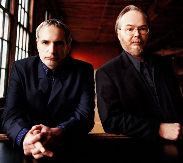 Walter Fagen and Donald Becker will bring Steely Dan to Darling's Waterfront Pavilion Aug. 29