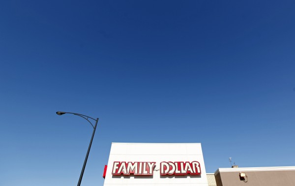 The exterior of a Family Dollar store is seen in Chicago in this file photo taken June 25, 2012.