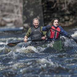 New generation hits St. George River Race; Ludwig wins
