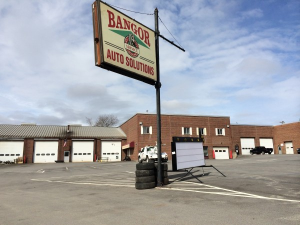 Bangor Auto Solutions just opened at the former location of My Maine Ride, which closed March 1 after owner Glenn Geiser's license to sell cars was suspended by the secretary of state for 180 days.
