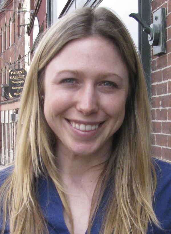 Rep. Erin Herbig, D-Belfast