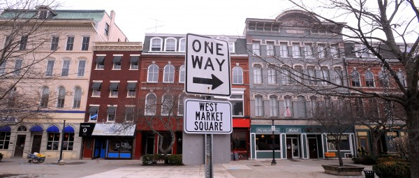 Several businesses in West Market Square will be affected by the upcoming construction project in downtown Bangor.