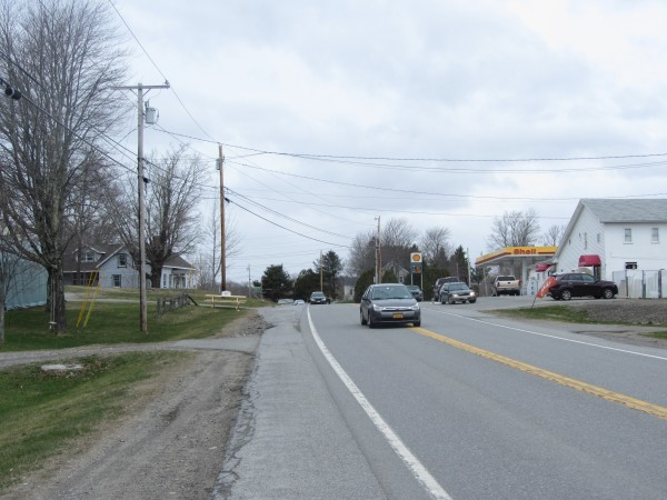 The Knox County sheriff wants the Maine Department of Transportation to review the safety of this stretch of Route 1 in Warren.