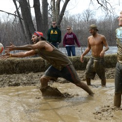 UMaine students have good clean fun in annual oozeball competition